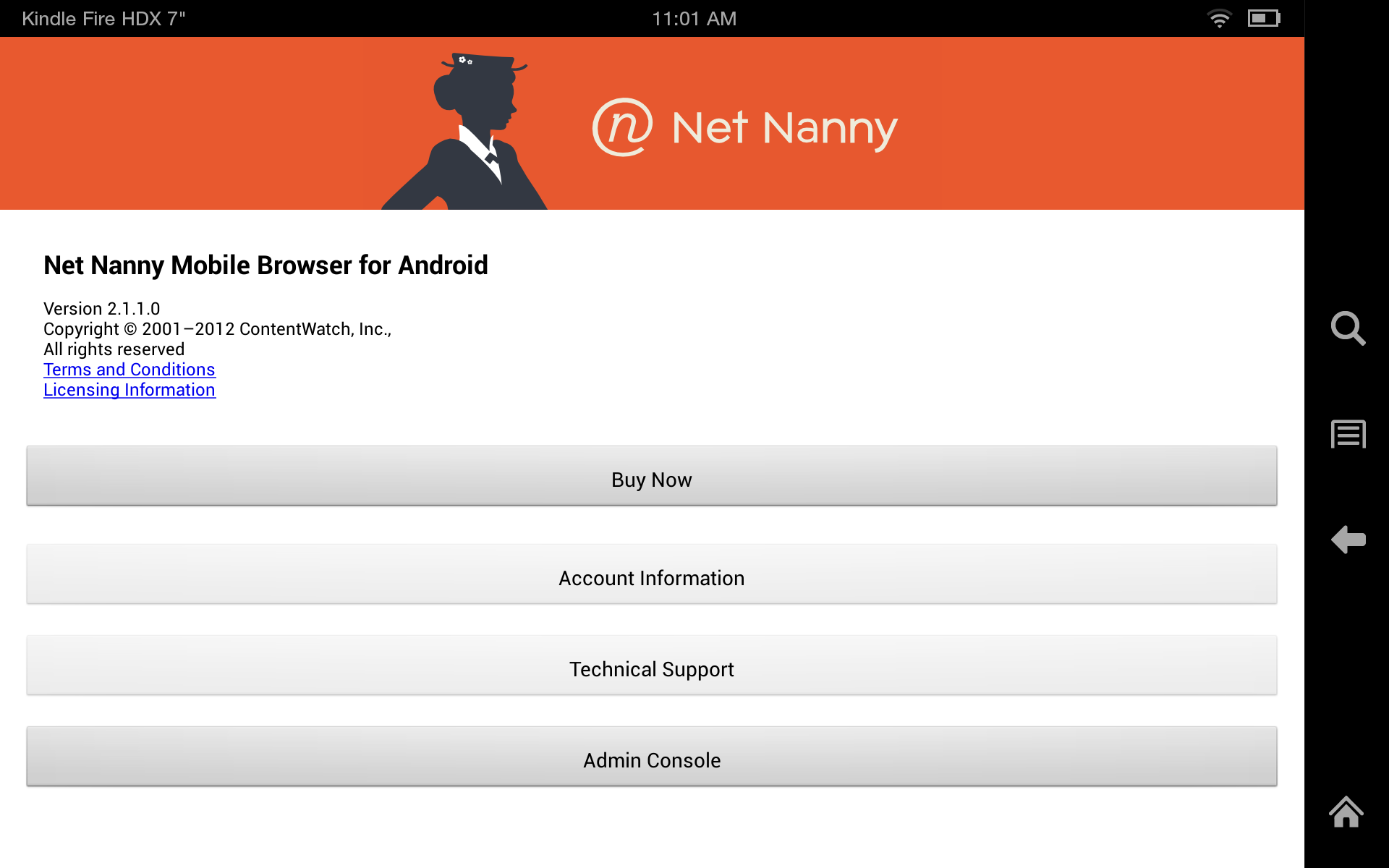 Net Nanny for Android应用排名和商店数据| App Annie