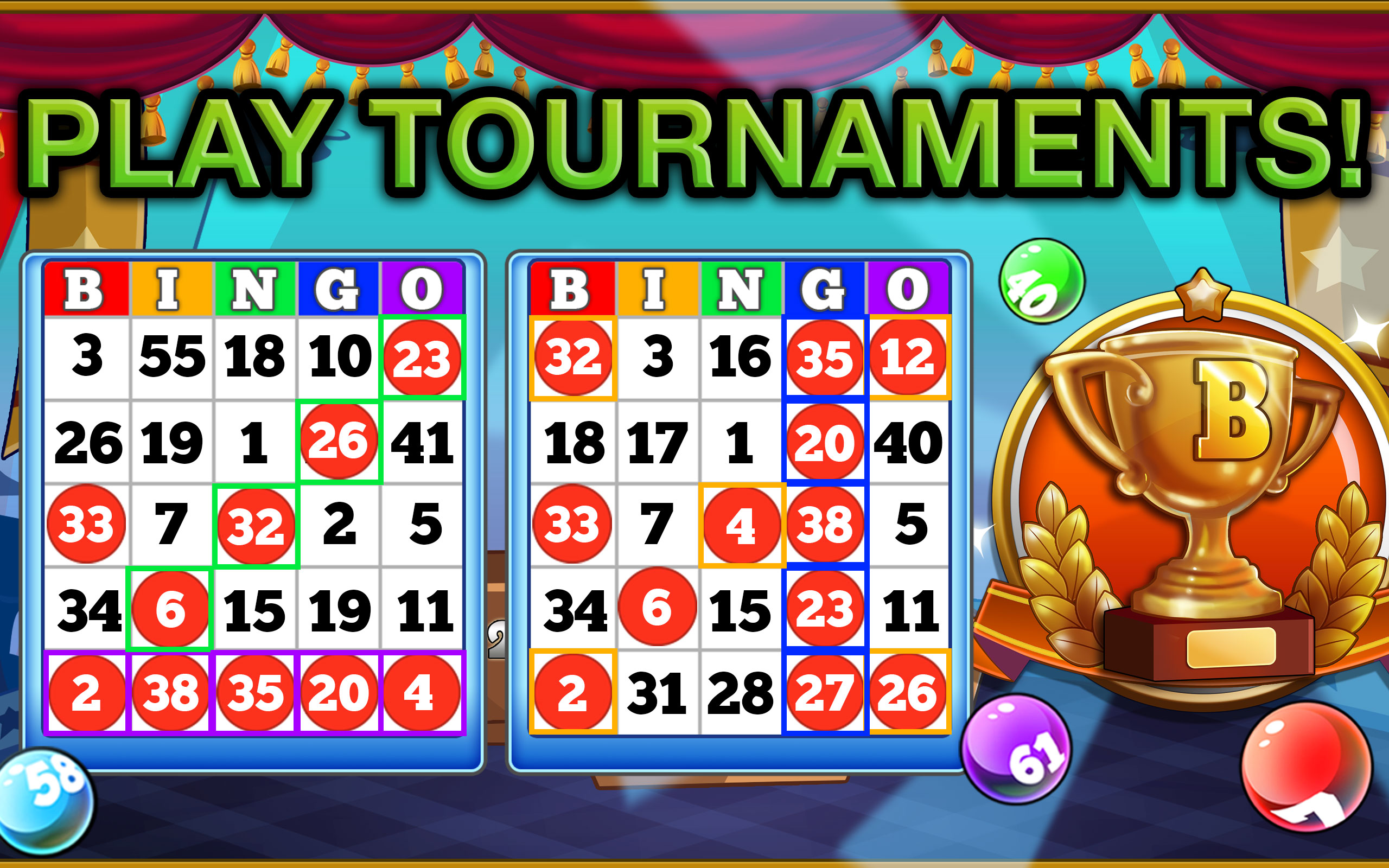 Free Bingo No Download No Registration