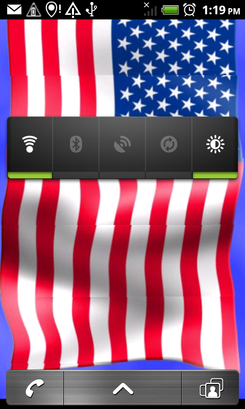 App Description Set The American Flag