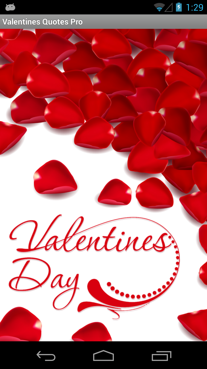 Valentines Quotes App Ranking And Store Data App Annie