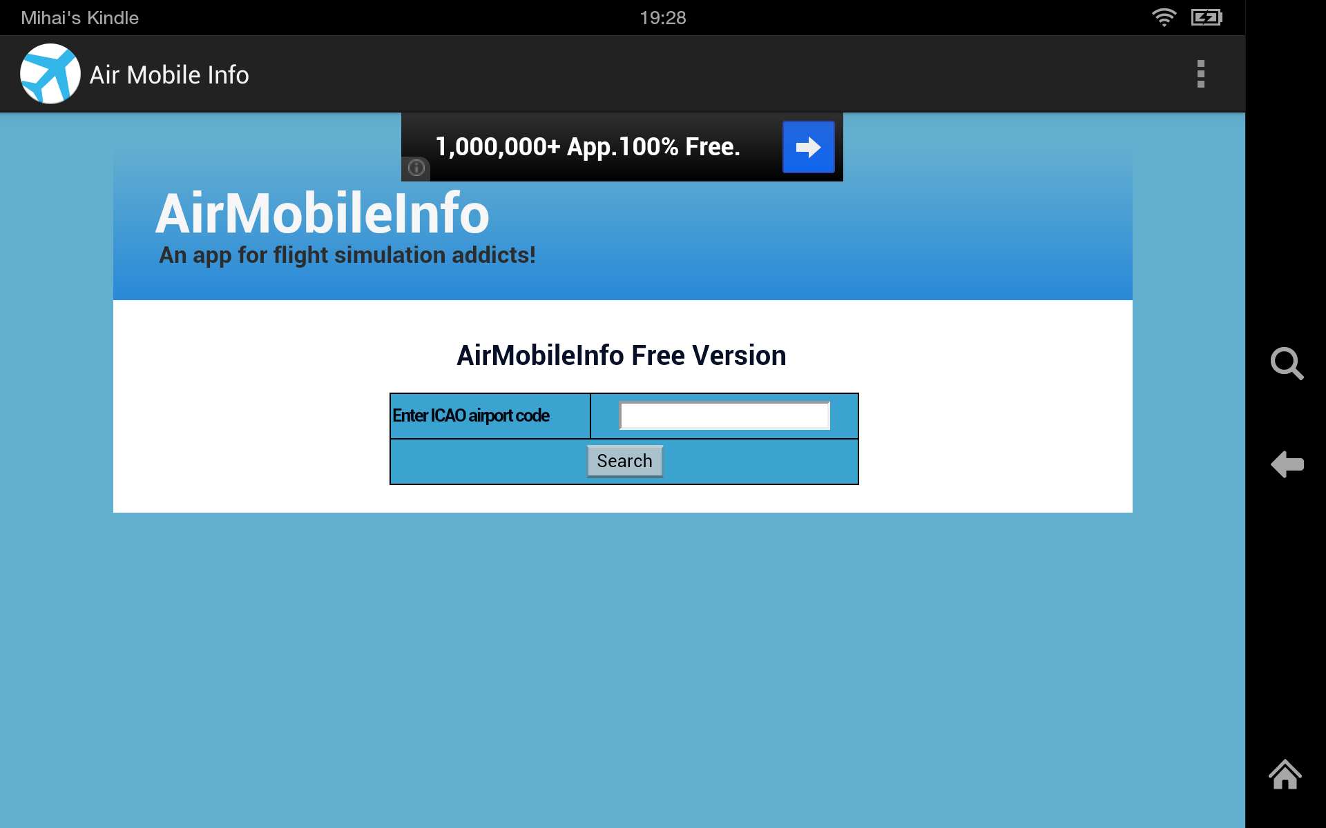 AirMobileInfo Free App Ranking and Store Data | App Annie