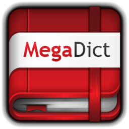 MegaDict Offline Popup Dictionary App Ranking and Store Data | App Annie