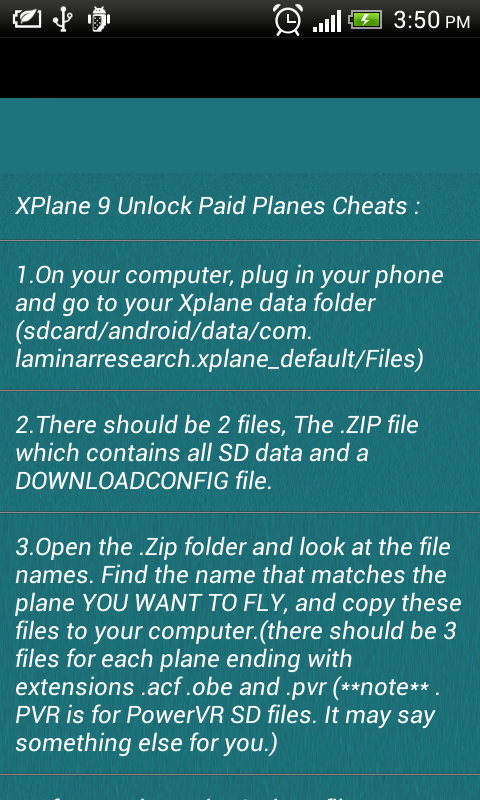 X Plane 9 Game Cheats App Ranking and Store Data | App Annie