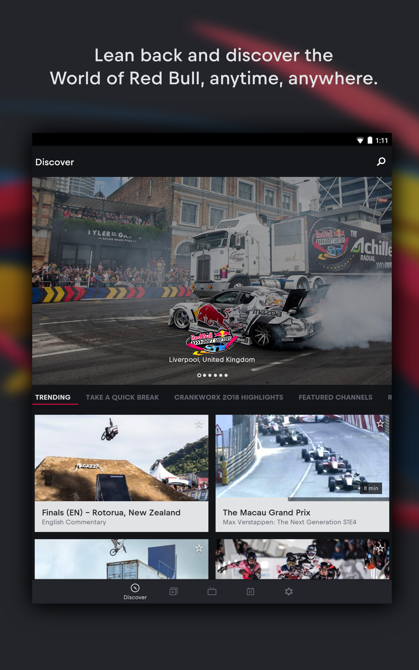 Red Bull TV App Ranking and Store Data | App Annie