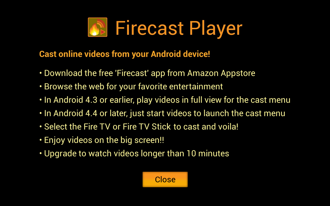 Firecast Player App Ranking and Store Data | App Annie