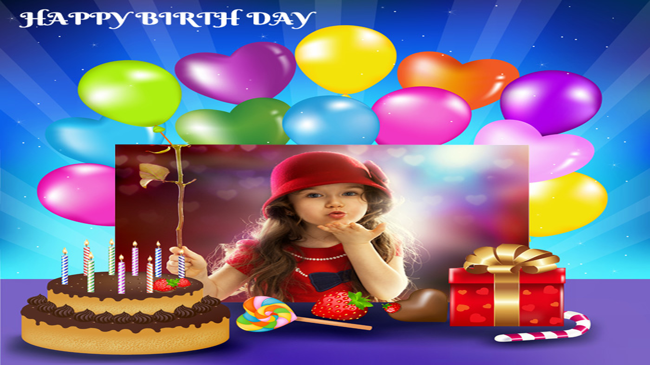 Animated Birthday Frames App Ranking and Store Data | App Annie
