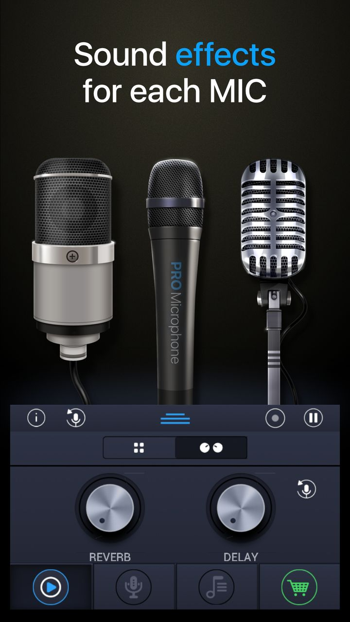 Pro Microphone App Ranking and Store Data   App Annie