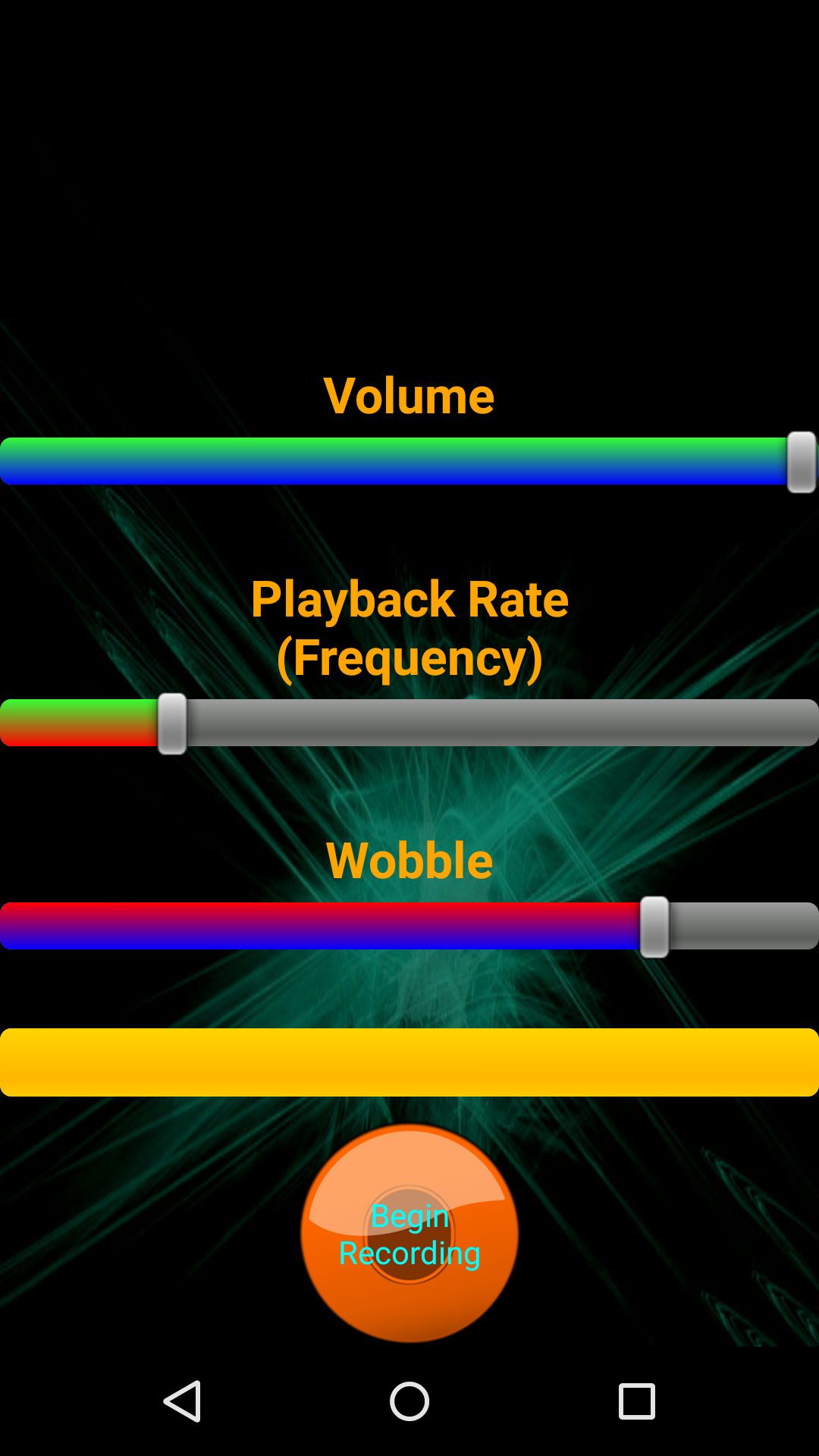 Rap Voice Pitch Shifting Vocal Processor App Ranking and Store Data