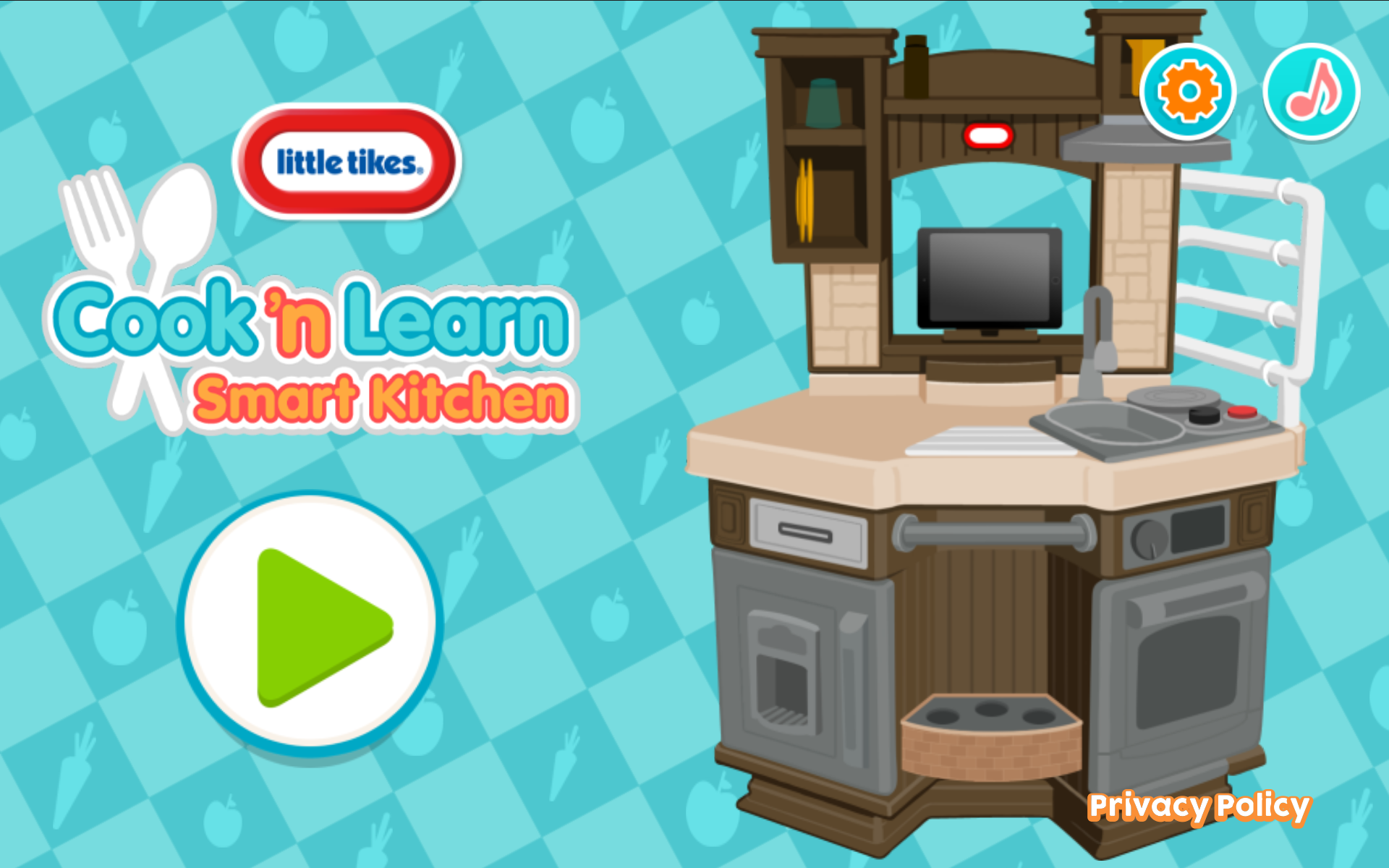 Little Tikes Cook \'n Learn Smart Kitchen App Ranking and Store Data ...