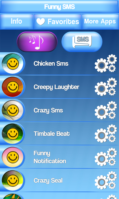 Funny SMS App Ranking and Store Data | App Annie