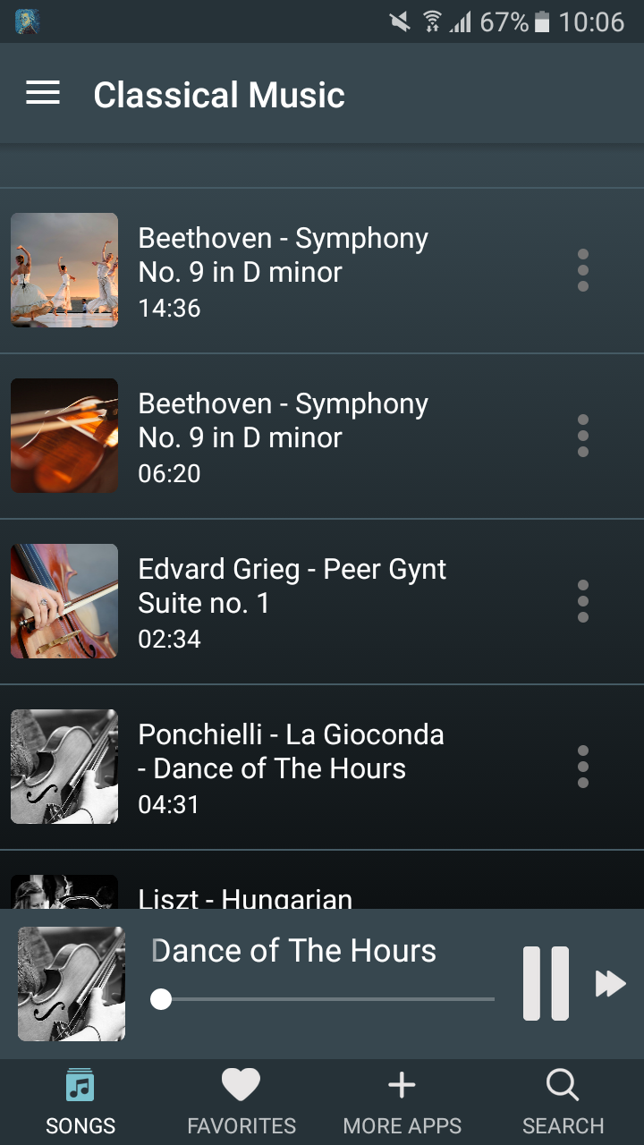 Classical Music App Ranking and Store Data | App Annie