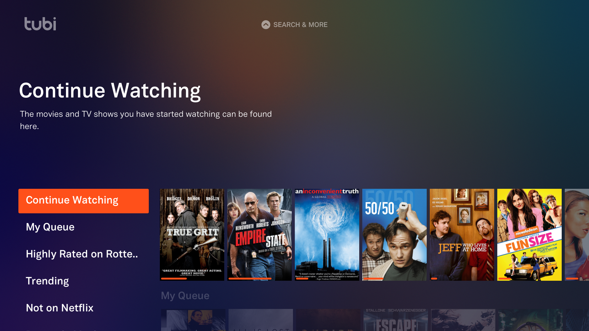 Tubi - Watch Free Movies & TV Shows App Ranking and Store