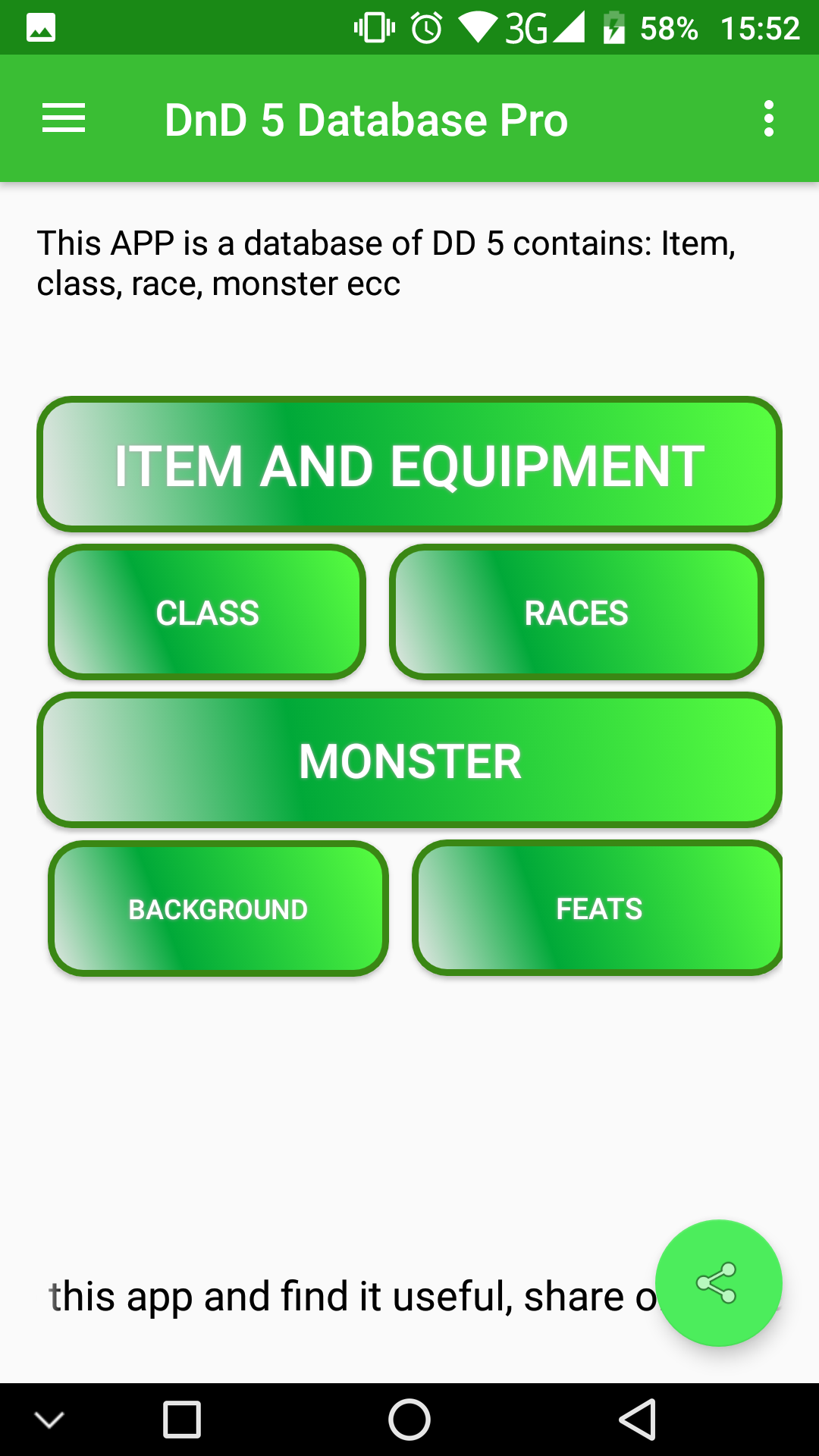 Dnd 5e Database Pro App Ranking and Store Data | App Annie