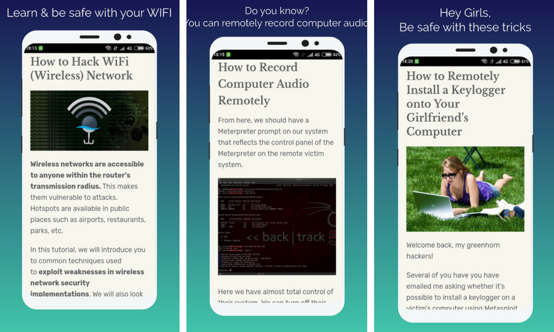 Ethical Hacking Free Guide App Ranking and Store Data | App Annie