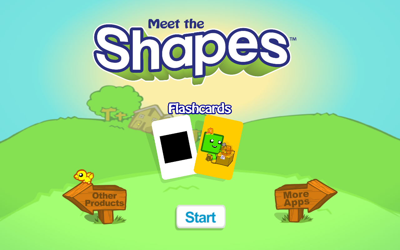 Meet the Shapes Flashcards App Ranking and Store Data | App Annie