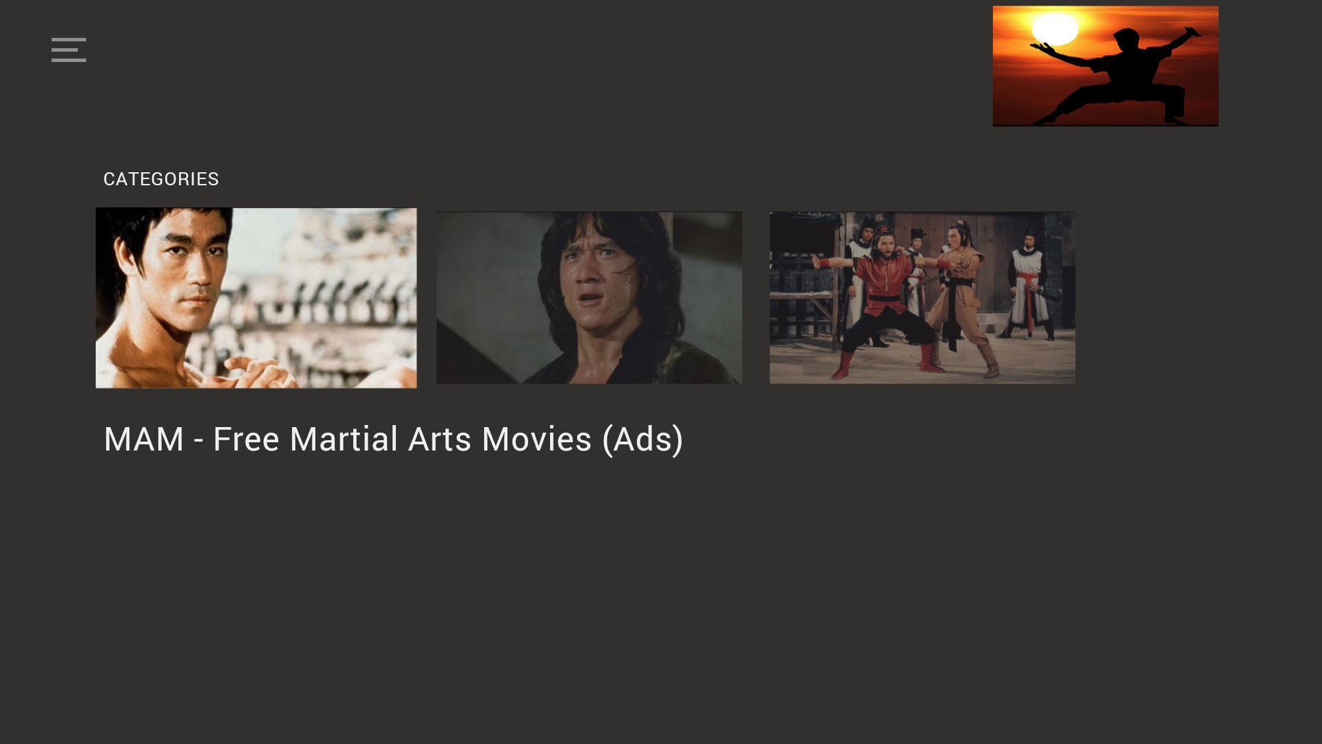 Martial Arts and Kung-Fu Movie Channel App Ranking and Store Data