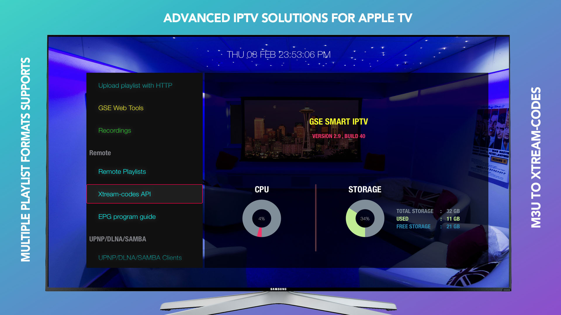 GSE SMART IPTV App Ranking and Store Data | App Annie