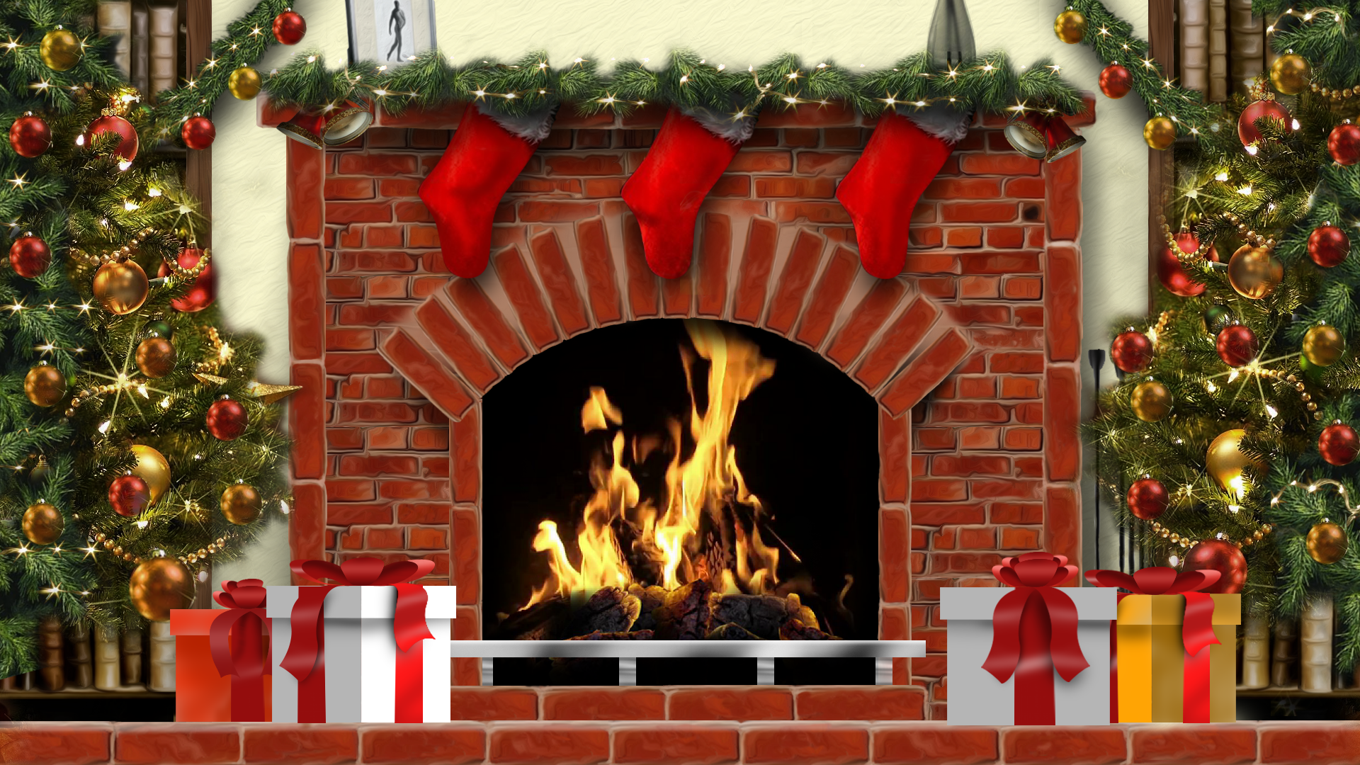 Christmas Fireplaces Pictures Amazing Christmas Fireplaces App Ranking And Store Data  App Annie