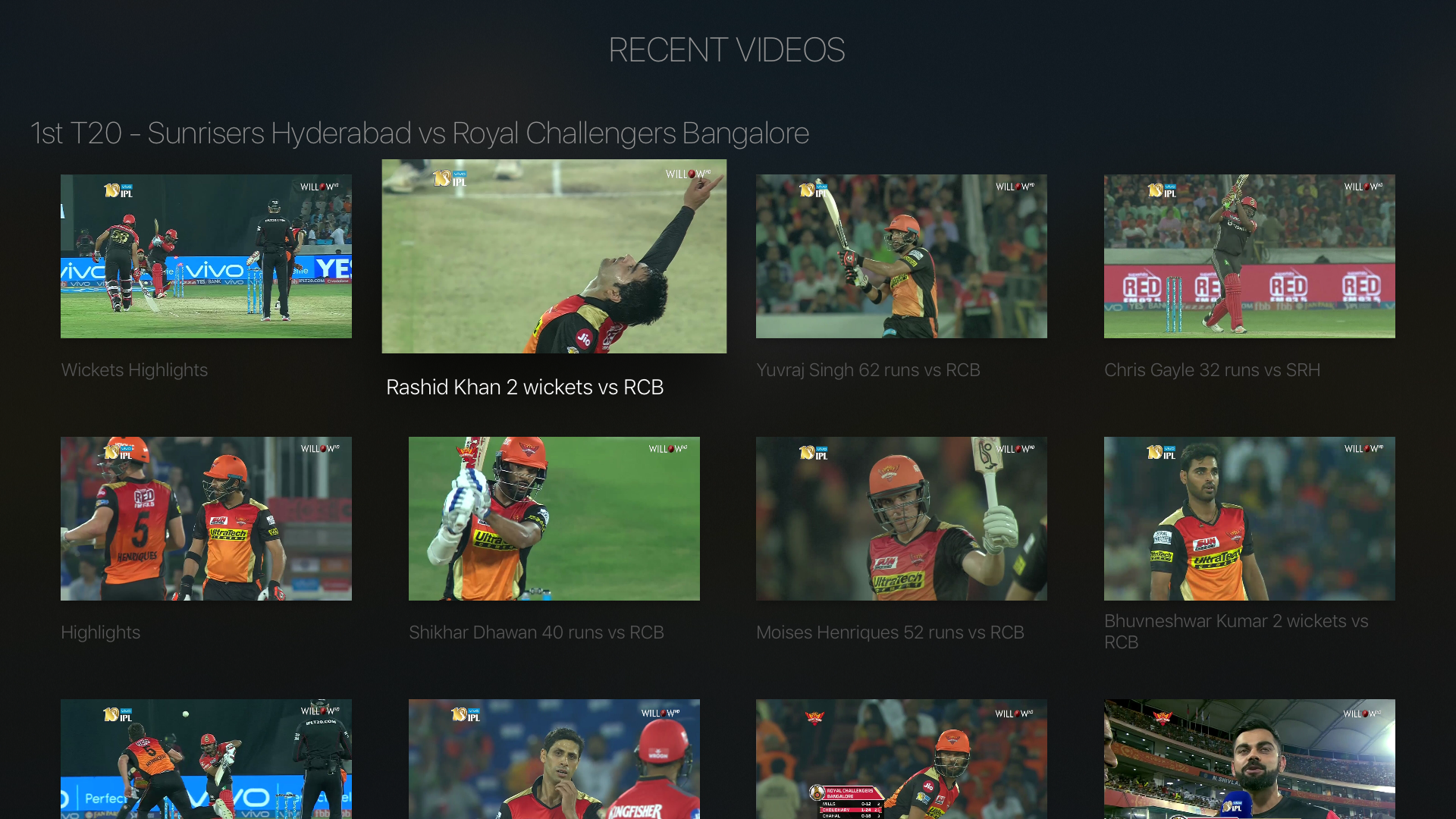 Willow Watch Live Cricket App Ranking And Store Data