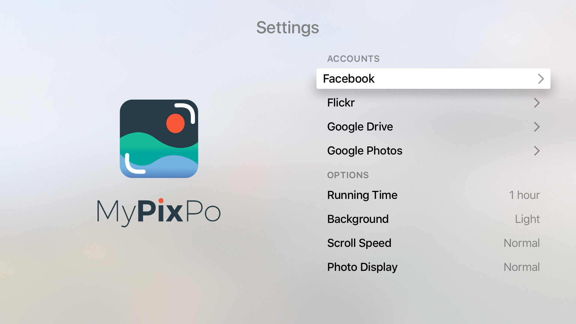 MyPixPo : My Photos, Facebook App Ranking and Store Data | App Annie