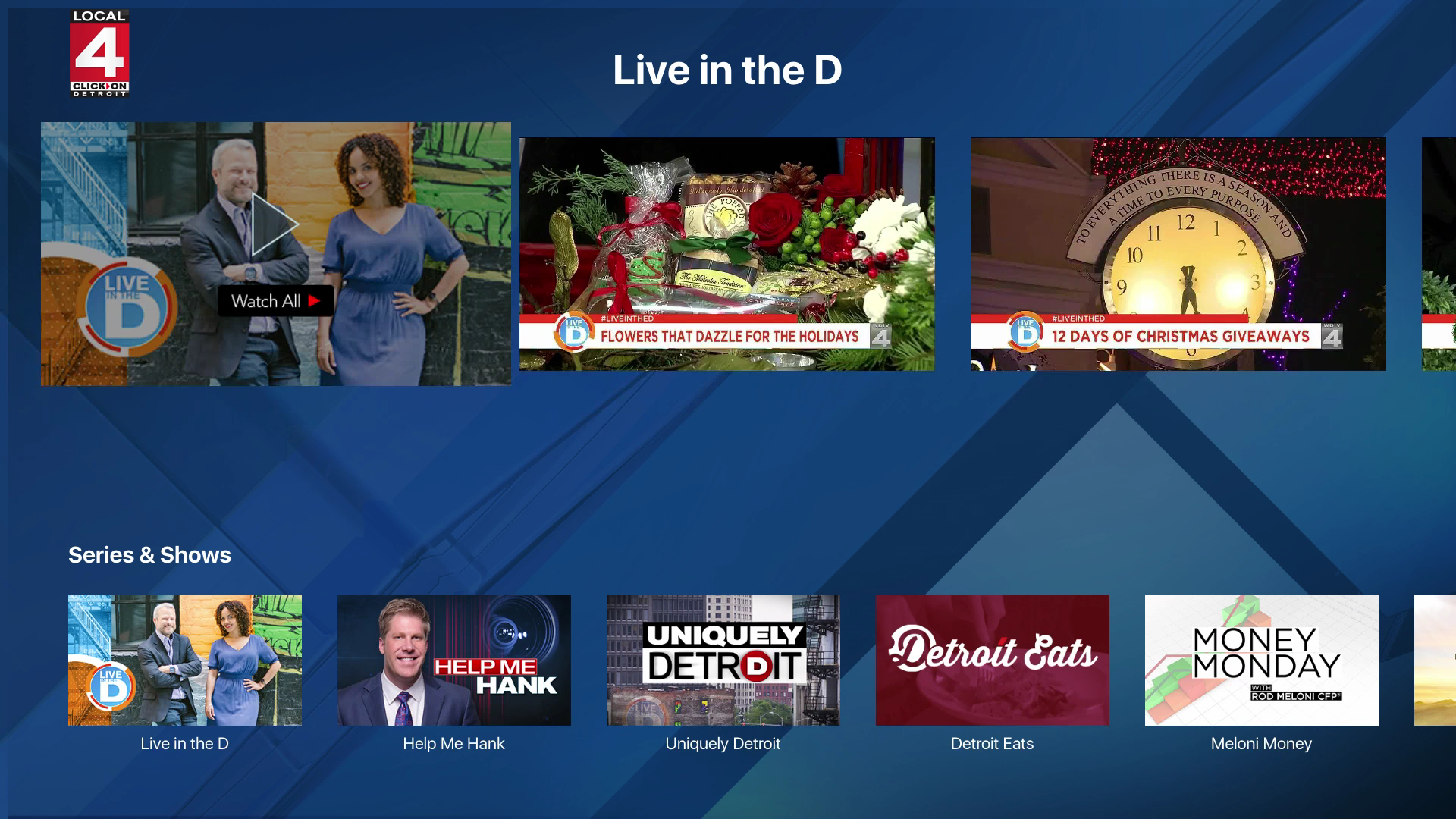 WDIV Local 4 Detroit App Ranking and Store Data | App Annie