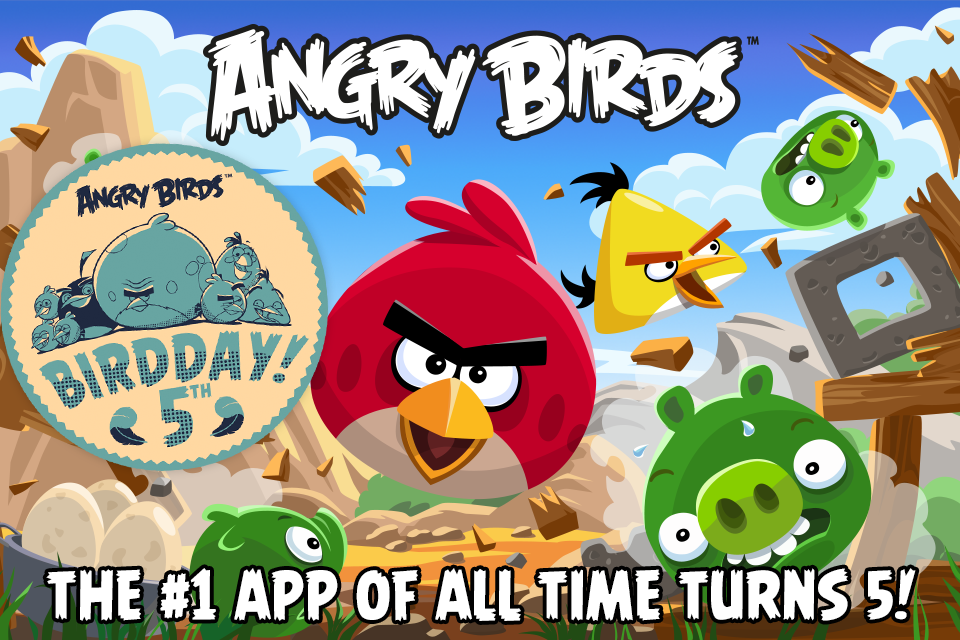Angry Birds - Android Mobile Analytics and App Store Data