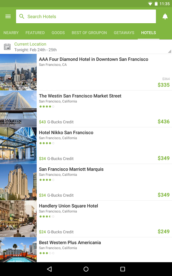 Compare PricesSpecial Offers · Huge Discounts · Wide Variety · Hotel Dealscategories: Flights, Hotels, Vacation Packages, Cars, Vacation Rentals and more.