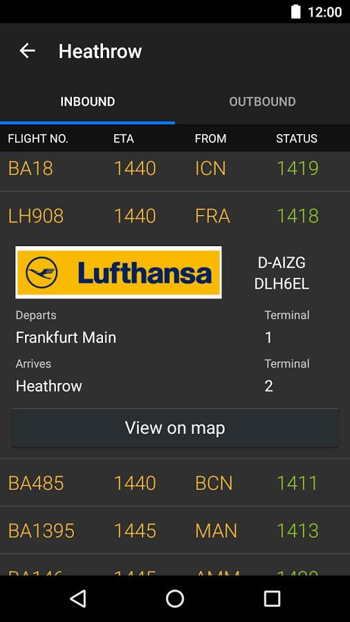 Plane Finder - Flight Tracker App Ranking and Store Data