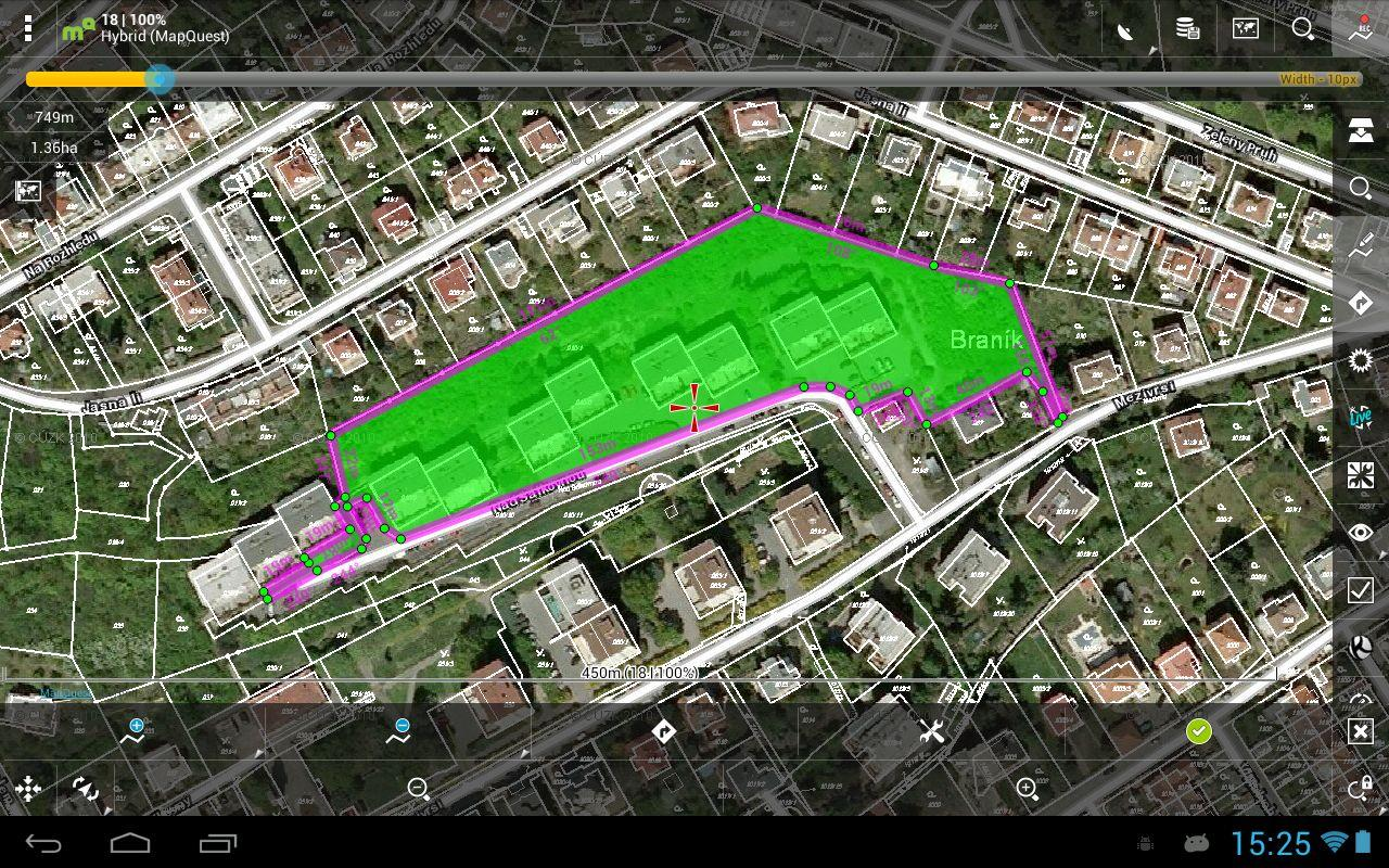 Locus Map Pro - Outdoor GPS - Android Mobile Analytics and App Store Data