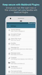MailDroid Pro - Email Application App Ranking and Store Data