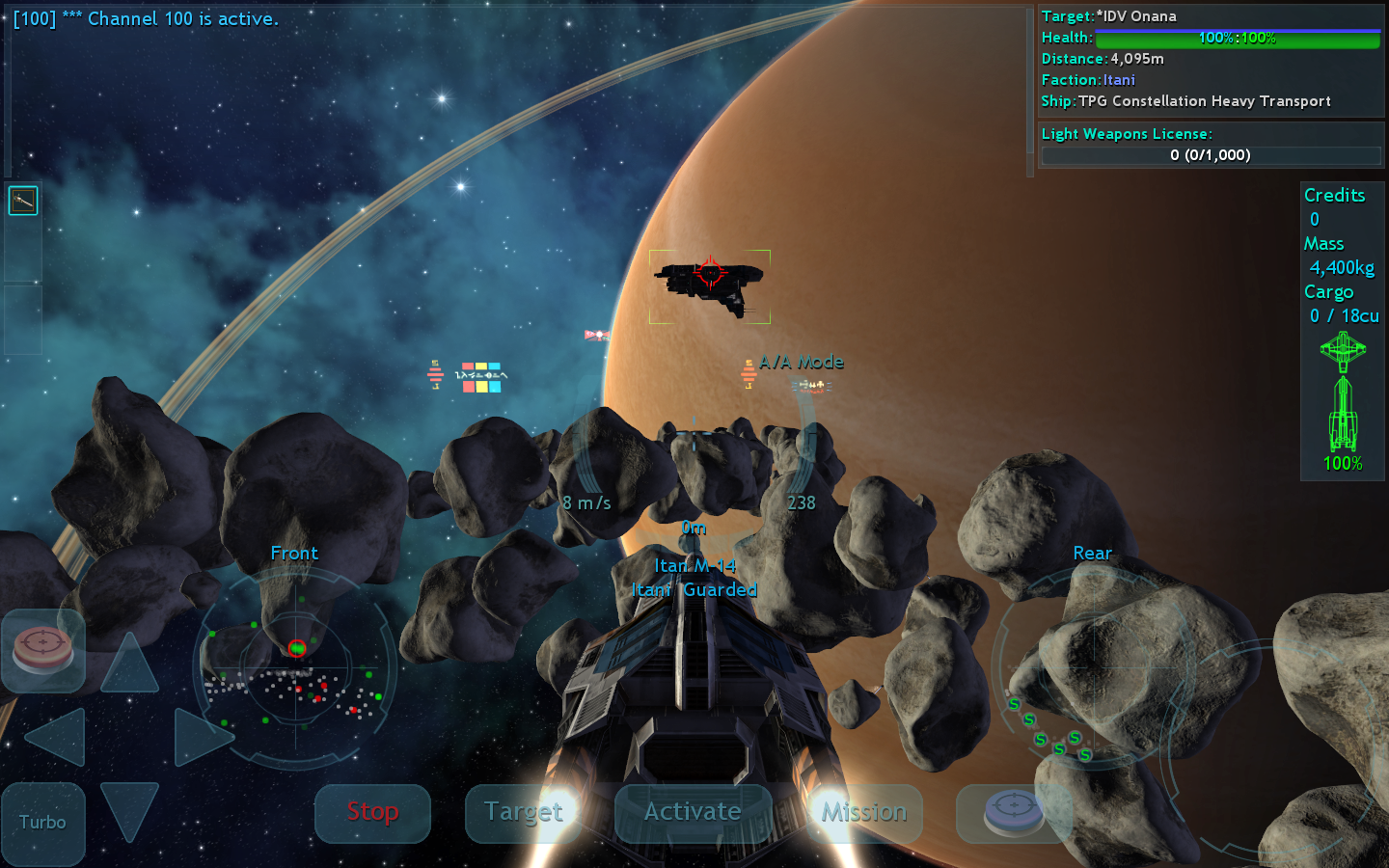 Vendetta Online (3D Space MMO) App Ranking and Store Data