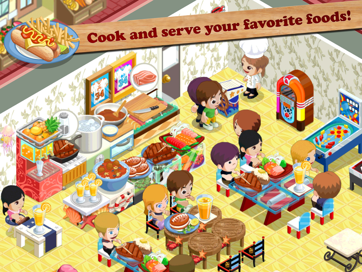 Restaurant Story™ App Ranking and Store Data   App Annie