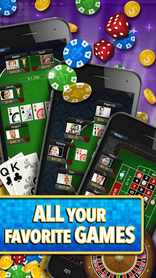 Big Fish Casino - Free SLOTS - Android Mobile Analytics and App Store Data
