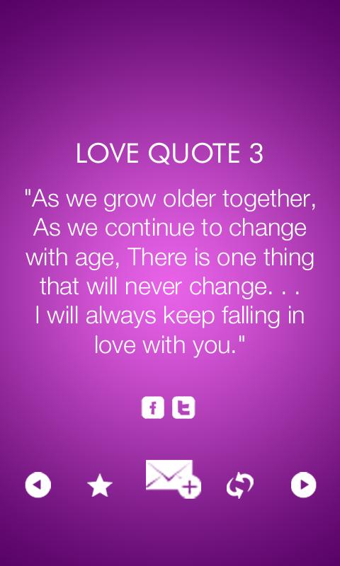 Love And Romance Quotes App Ranking And Store Data App Annie