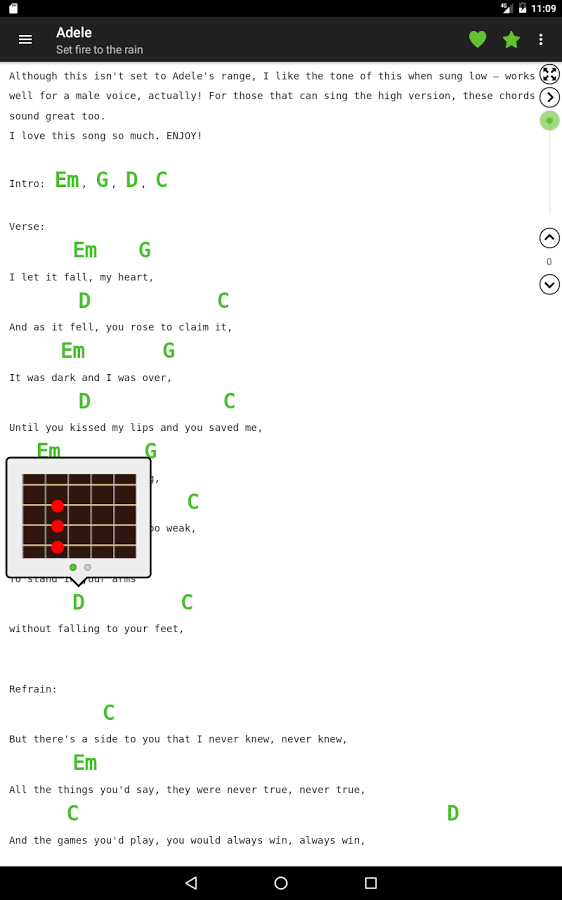 Guitar Chords App Choice Image - piano chord chart with finger positions