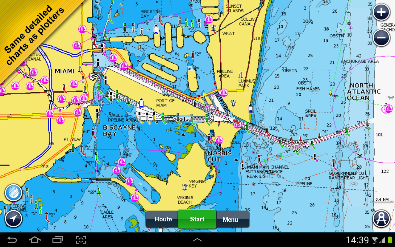 Boating US&Canada HD - Android Mobile Analytics and App Store Data