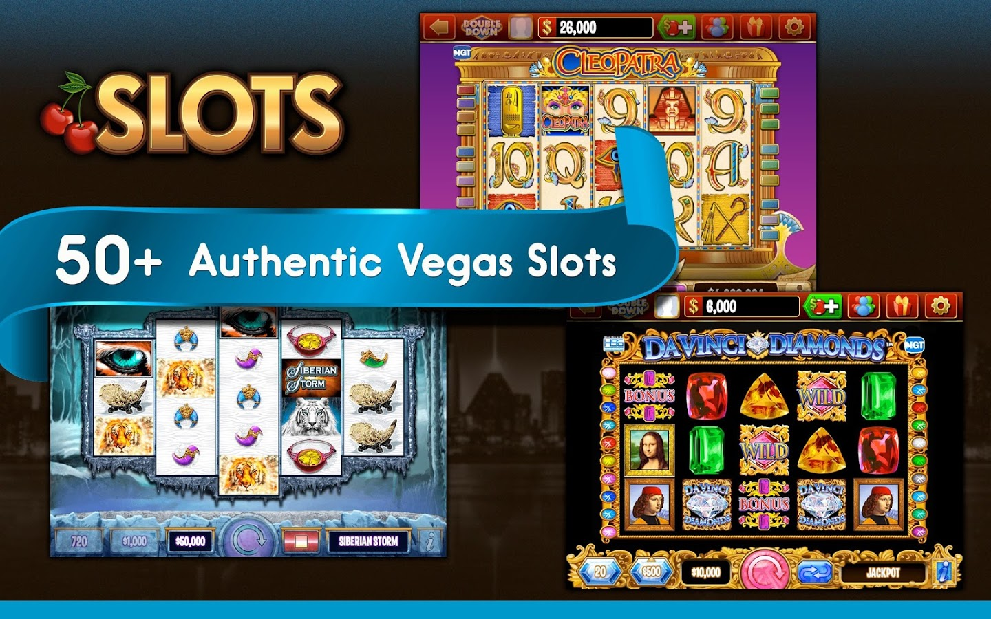 DoubleDown Casino - FREE Slots - Android Mobile Analytics and App Store Data