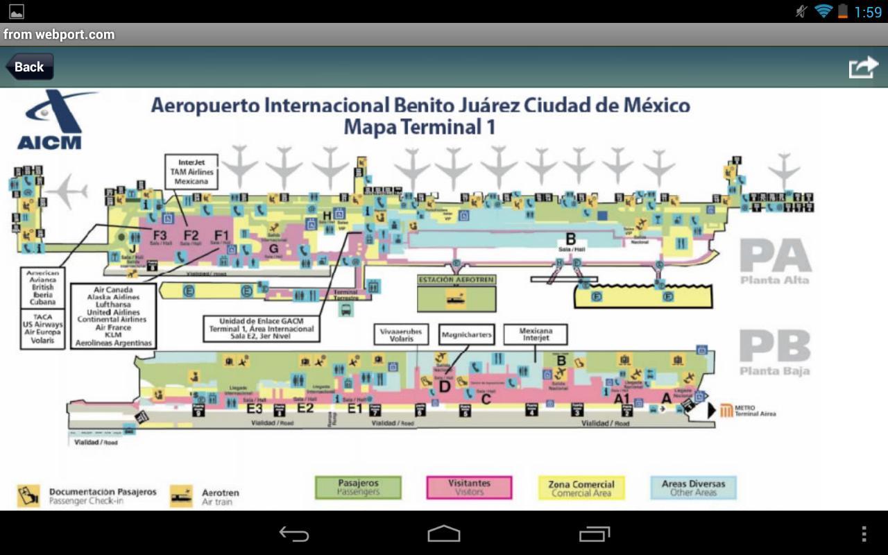 Mexico City Airport MXP Flight Tracker App Ranking and ... | 1280 x 800 jpeg 112kB
