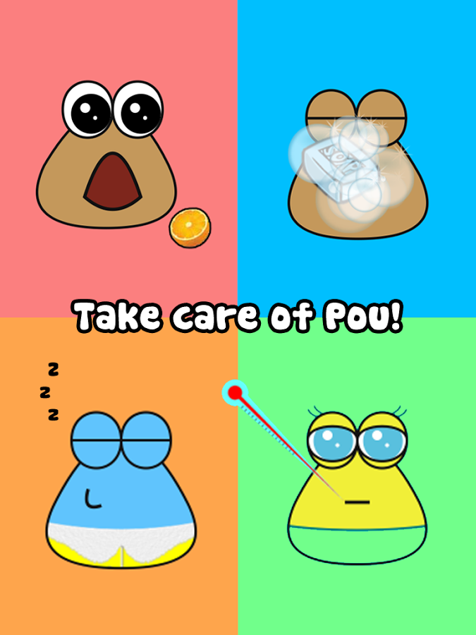 Pou - Android Mobile Analytics and App Store Data