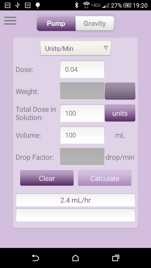 Iv infusion calculator app ranking and store data | app annie.
