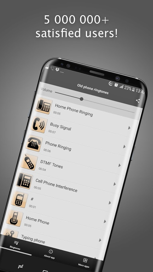 Old Phone Ringtones App Ranking and Store Data | App Annie