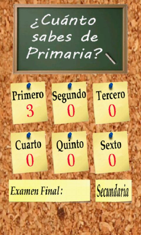 ¿Cuánto sabes de Primaria? - Android Mobile Analytics and App Store Data