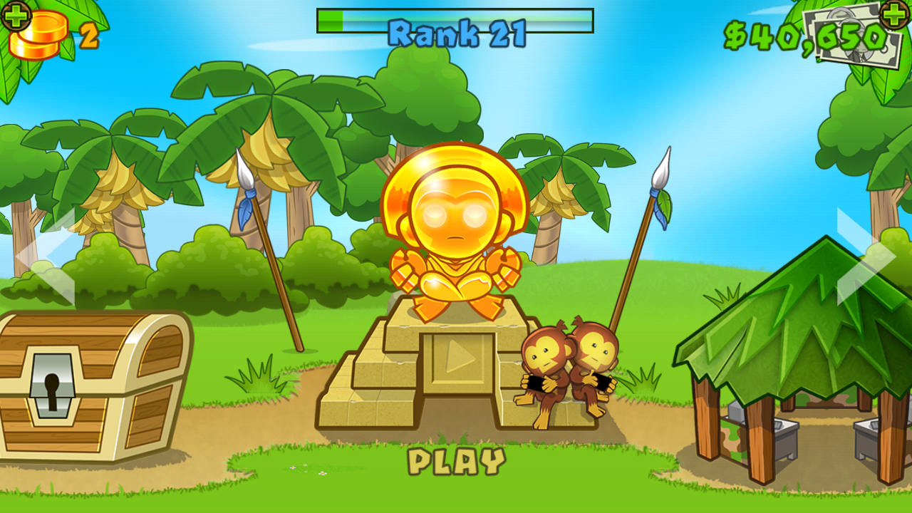 Bloons TD 5 App Ranking and Store Data | App Annie