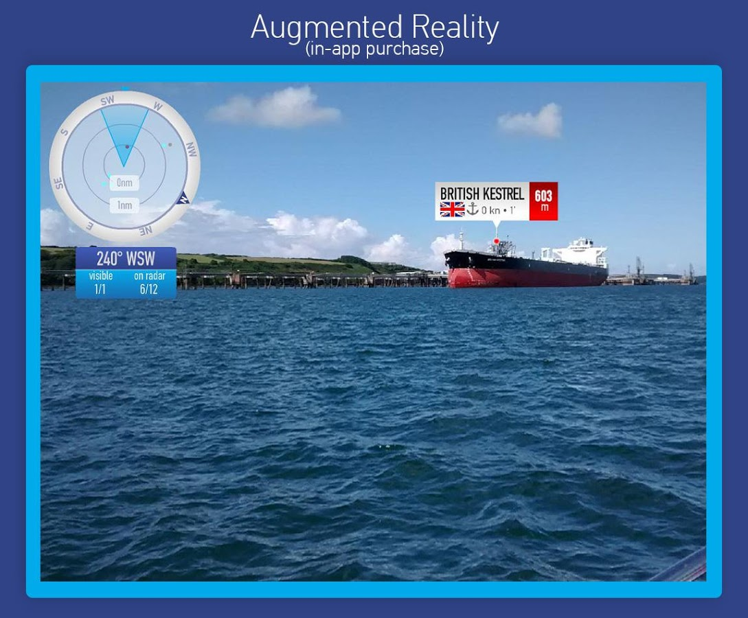 MarineTraffic ship positions - Google Play Store Top Apps ...