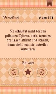German Riddles Pro App Ranking Und Store Daten App Annie