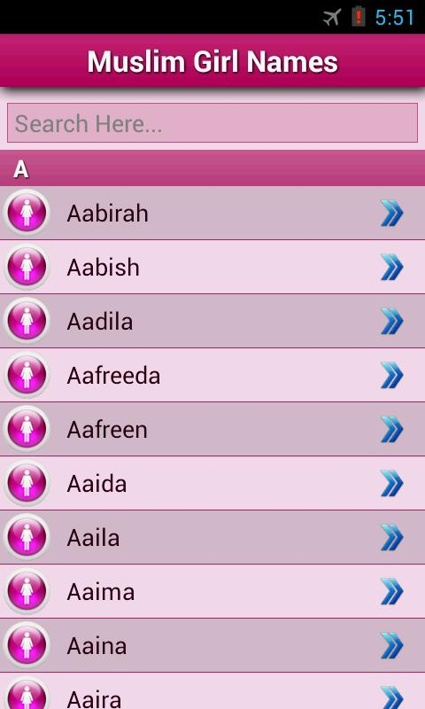 Muslim Baby Names and Meaning! App Ranking and Store Data | App Annie