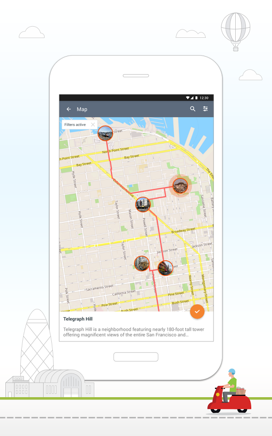 Sygic Travel Maps Offline Trip Planner App Ranking And Store - Sygic us maps