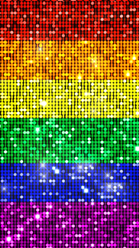 Gay Love Iphone Wallpaper : Gay Pride Bling Live Wallpaper App Ranking and Store Data App Annie