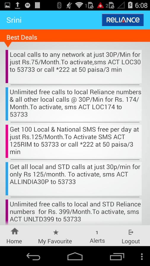 Reliance InstaCare - Android Mobile Analytics and App Store Data