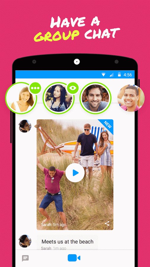 Glide - Live Video Messaging - Android Mobile Analytics and App Store Data